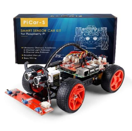 SunFounder Robot Raspberry PiCar DIY Robotics