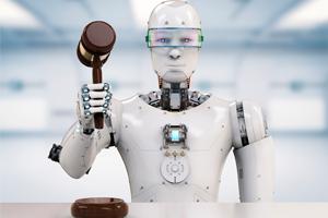 determine realistic robot laws
