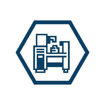 The basics of Robotic cells - icon
